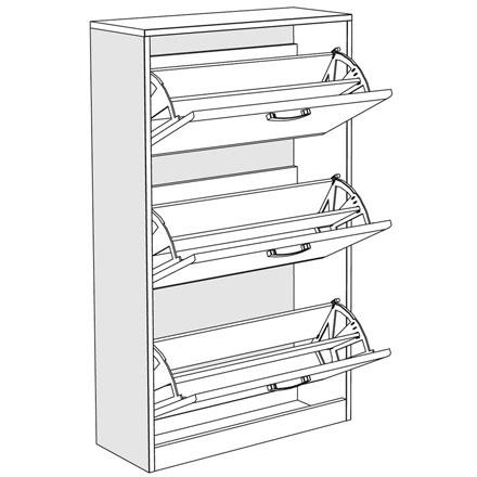 Cipelarnik-ODISEJ-3V-tehnički-crtež
