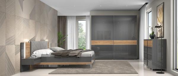 Kolekcija spavaća soba ONYX