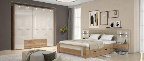 Kolekcija spavaća soba GALA