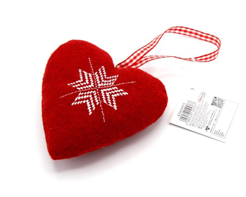 dekoracija srce