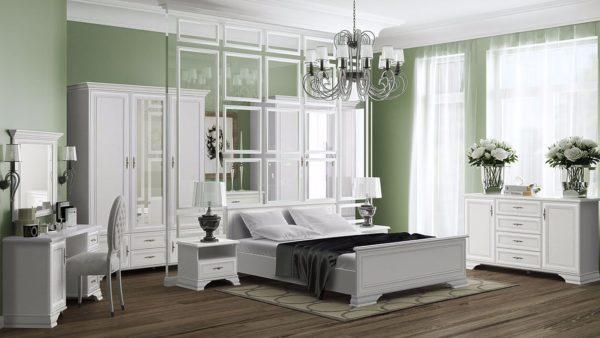 Kolekcija spavaća soba KENTAKI
