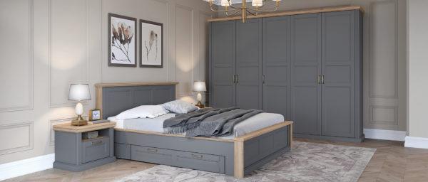 Kolekcija spavaća soba TARA
