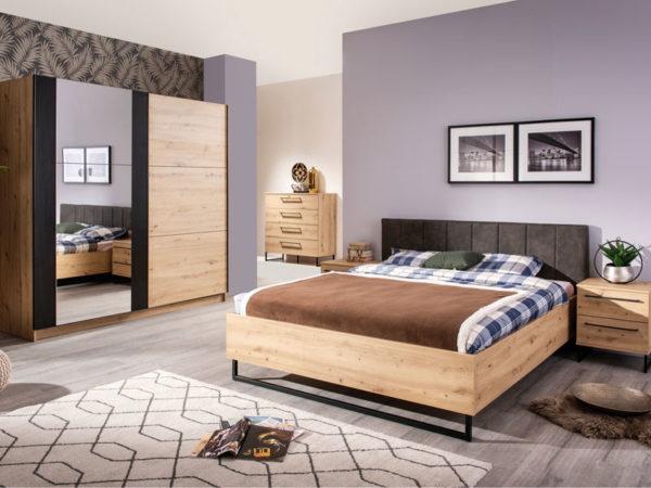 Kolekcija spavaća soba SARDINIA
