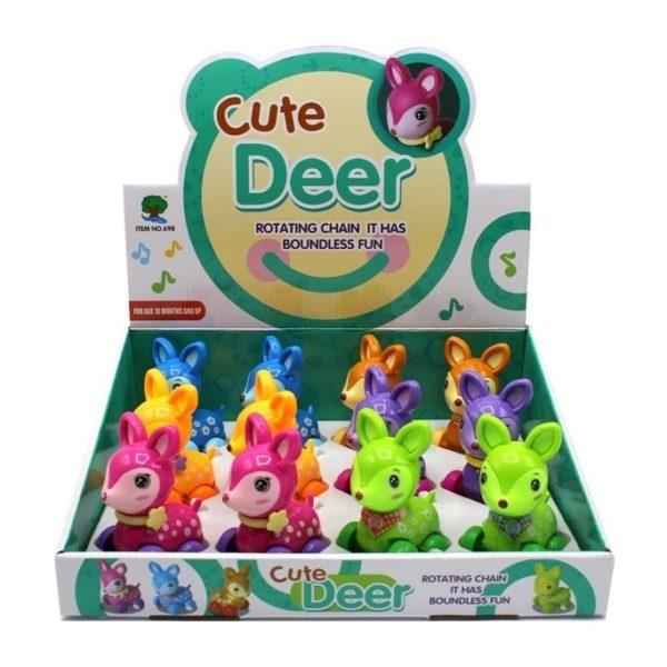 Sitne igračke u display kutiji
