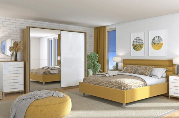 Kolekcija spavaća soba MONDEGO
